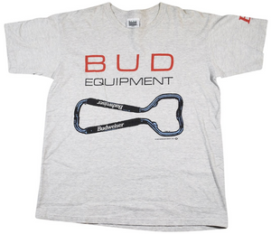 Vintage Budweiser 1994 Bud Equipment Shirt Size X-Large