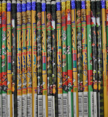 Vintage Michael Jordan Space Jam Pencils(5)
