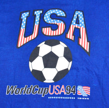 Vintage 1994 World Cup USA Shirt Size 2X-Large