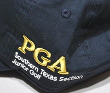 Vintage PGA Southern Texas Section Junior Golf Strap Hat