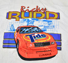 Vintage Ricky Rudd Tide Nascar Racing Shirt Size 2X-Large