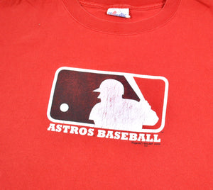 Vintage Houston Astros Shirt Size X-Large