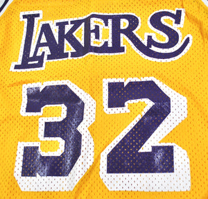 Vintage Los Angeles Lakers 80s Jersey Size Small