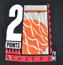 Vintage Portland Trail Blazers Shirt Size Medium