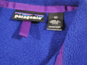 Vintage Patagonia Made in USA Fleece Size X-Small