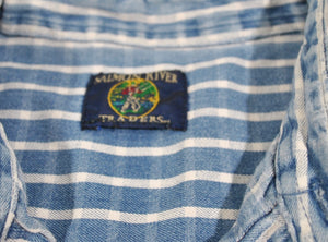 Vintage Traders Button Shirt Size Large