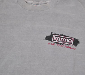 Vintage Karma For the Music Shirt Size Large