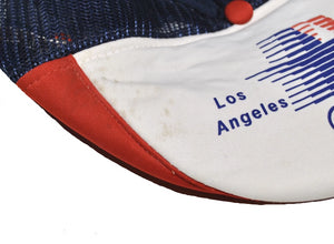 Vintage 1984 Los Angeles Olympics Hat