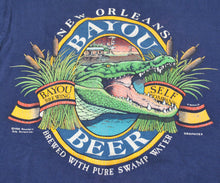 Vintage Bayou Beer 1988 New Orleans Shirt Size Small