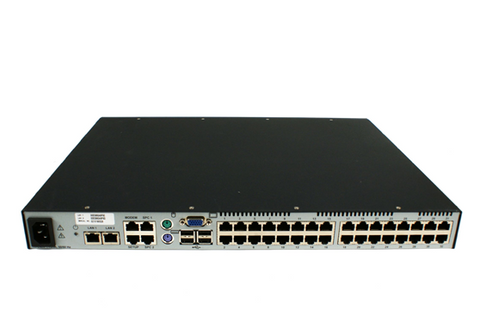 Avocent DSR8035 32-Port KVM over IP Switch 520-428-506