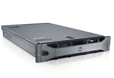 Dell POWEREDGE R710 W/2 X INTEL X5670 CPU, 12GB