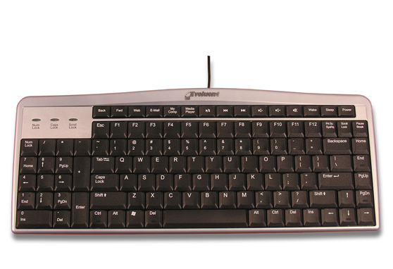 Evoluent™ Mouse-Friendly™ Keyboard Numeric pad on Left