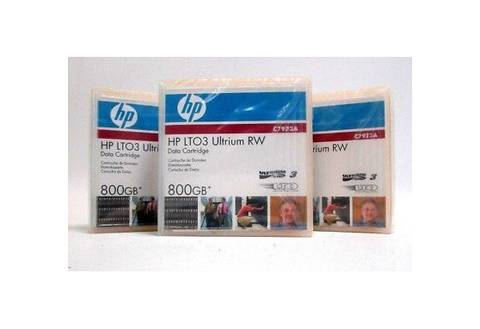 HP C7973A LTO3 ULTRIUM 400GB 800GB LTO-3 TAPES 5