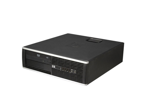 HP Elite 8100 SFF Desktop i5 650 3.2GHz 4GB 250GB DVDRW