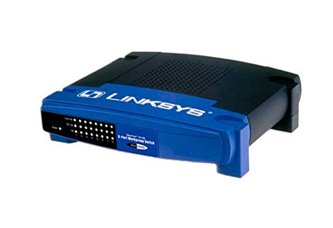 Linksys EtherFast 10/100 8-Port Workgroup Switch EZXS88W