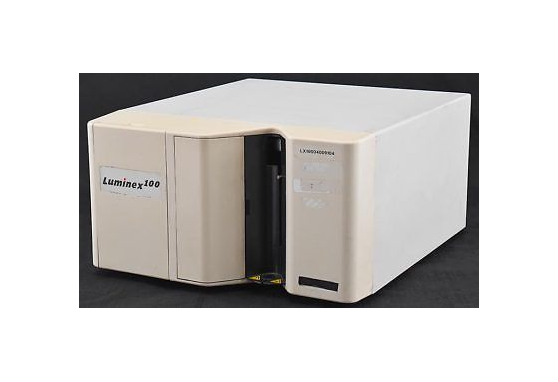 Luminex 100 Analyte Multiplexing Plate Cytometry System Analyzer