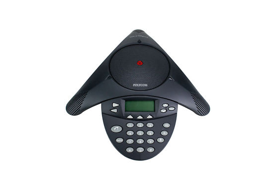 Polycom SoundStation2 EX Conference Phone 2201-16200-601