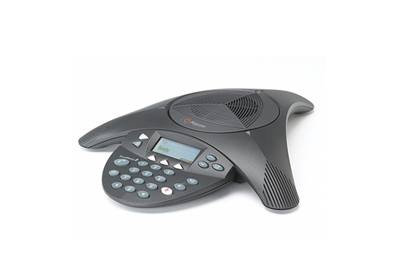 Polycom SoundStation 2 2201-16000-601 Conference Phone