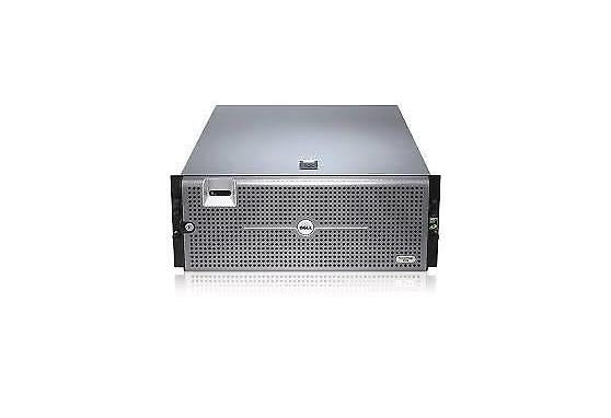 Total 10 x Dell POWEREDGE R900 Server 4 X QUAD CORE E7330 , 64GB RAM, RAILS