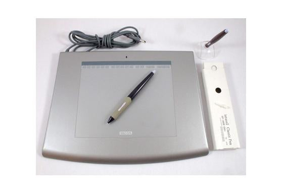 Wacom 6X8 Graphics Tablet GD-0608-U - Used for Sale