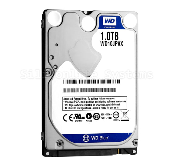 Western Digital 1TB Laptop Drive | Part WD10JPVX - Brand New