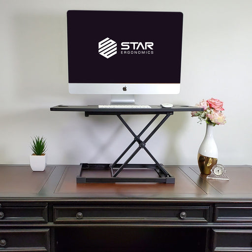 Star Ergonomics Portable Standing Desk Converter – SE21