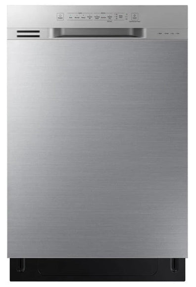 Samsung DW80N3030US/AA 24 Inch Front Control Dishwasher with Hybrid Interior with 3rd Rack