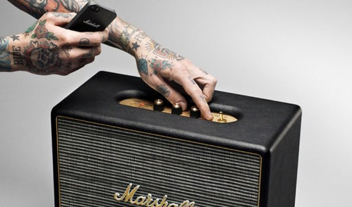 Marshall Woburn - Bluetooth Speaker Black