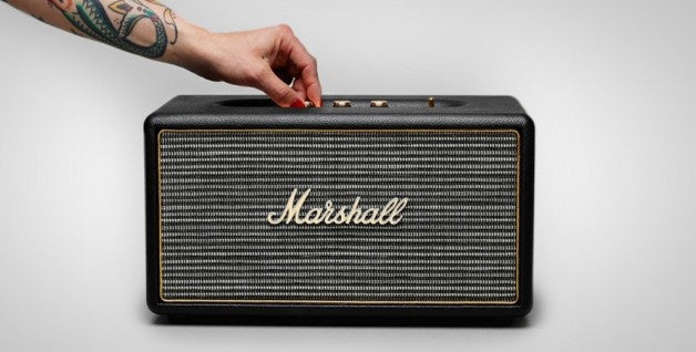 Marshall Stanmore - Bluetooth Speaker Black
