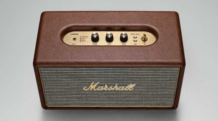 Marshall Stanmore - Bluetooth Speaker Brown
