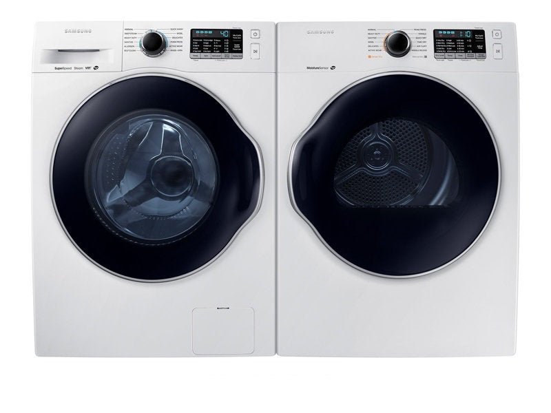 Samsung 6800 Series Compact Size Front Load Washer And