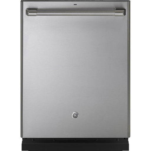 GE Cafe CDT836P2MS1 Built-In Tall Tub Dishwasher With Hidden Controls in Stainless Steel