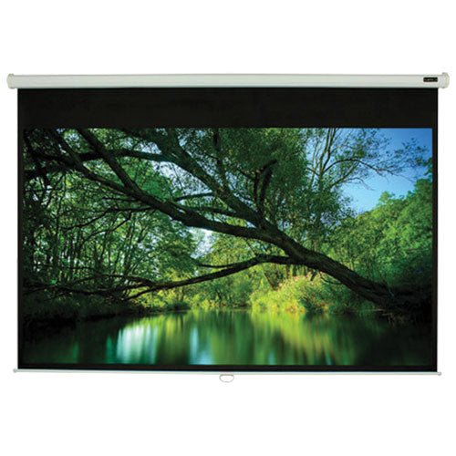 EluneVision Triton Manual Pull-Down Screen EV-M-135-1.2-4:3
