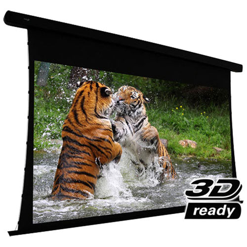 EluneVision Reference Studio AudioWeave 4K Tensioned Motorized Screen EV-T3AW-150-4K+