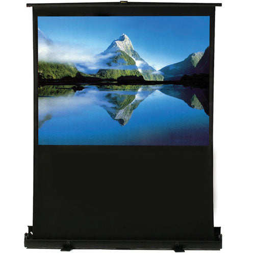 "Elunevision 100"" 4X3"" Portable Air Lift Projector Accessory EV-AL-100-1.2-4:3"