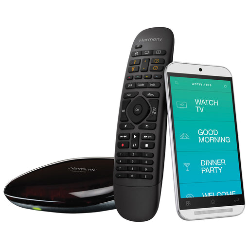 Logitech Harmony Companion All-in-One Remote Control - works With Alexa