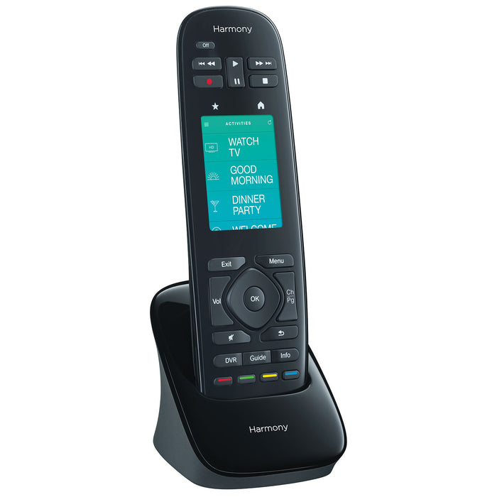 Logitech Harmony Ultimate Home - Touch Screen Remote