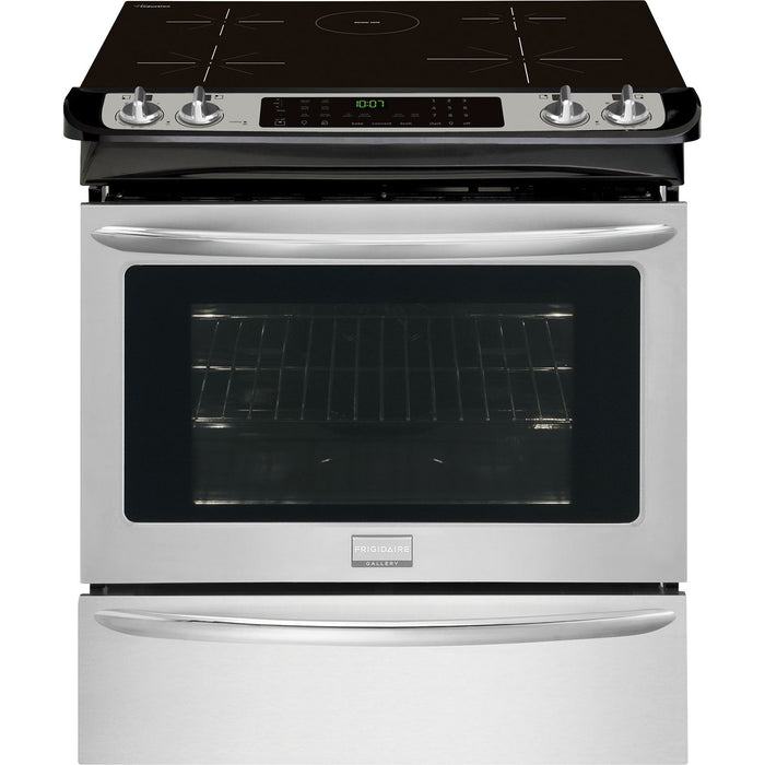 Frigidaire Gallery CGIS3065PF 30'' Slide-In Induction Range - Range - Frigidaire Gallery - Topchoice Electronics