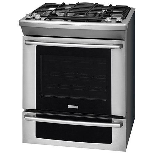Electrolux EW30GS80RS 30'' Gas Built-In Range with Wave-Touch® Controls - Stainless Steel - Cooking Range - Electrolux - Topchoice Electronics