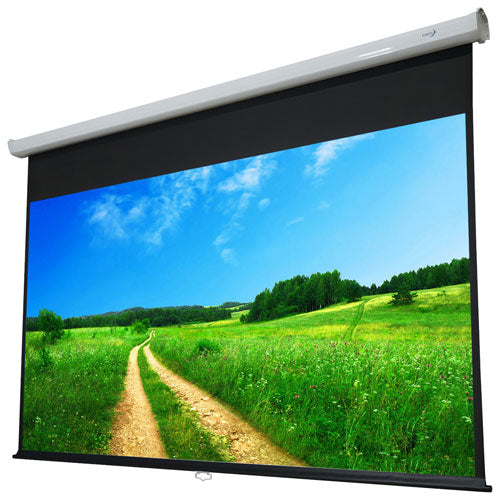 "EluneVision Atlas 128"" Manual Projector Screen EV-M2-128-1.2-16:9 White"