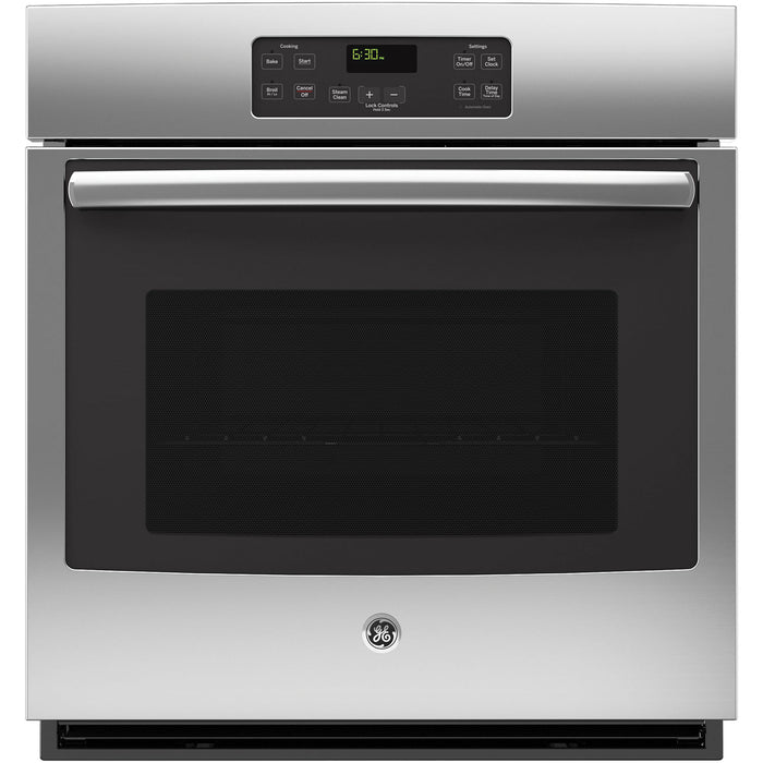 "GE 27"" 4.3 Cu. Ft. Steam Electric Wall Oven - Wall Oven - GE - Topchoice Electronics"