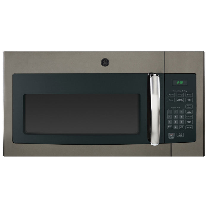GE 1.6 CU.FT. OVER-THE-RANGE MICROWAVE OVEN - Microwaves - GE - Topchoice Electronics