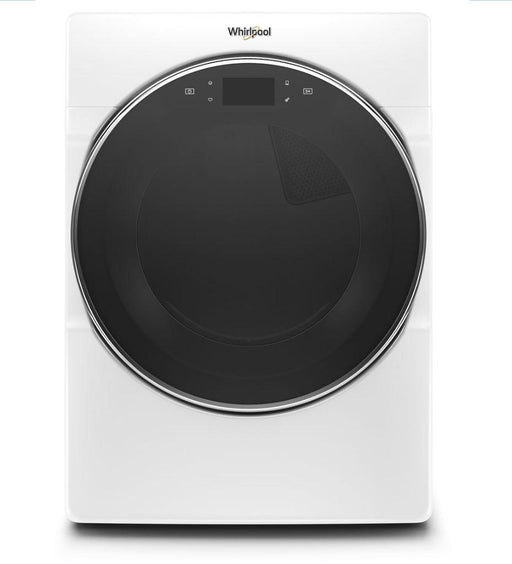 Whirlpool WGD9620HW 7.4 Cube Feet Smart Front Load Gas Dryer In White