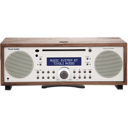 Tivoli Audio Music System with CD Drive Radio Bluetooth enable Speaker - Speakers - Tivoli Audio - Topchoice Electronics