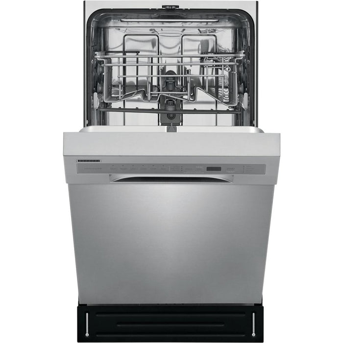 Frigidaire FFBD1831US 18-Inch Built-In Dishwasher In Stainless Steel