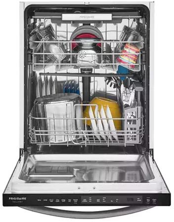 Frigidaire FGID2479SD 24-Inch Built-In Dishwasher With EvenDry System In Black Stainless Steel