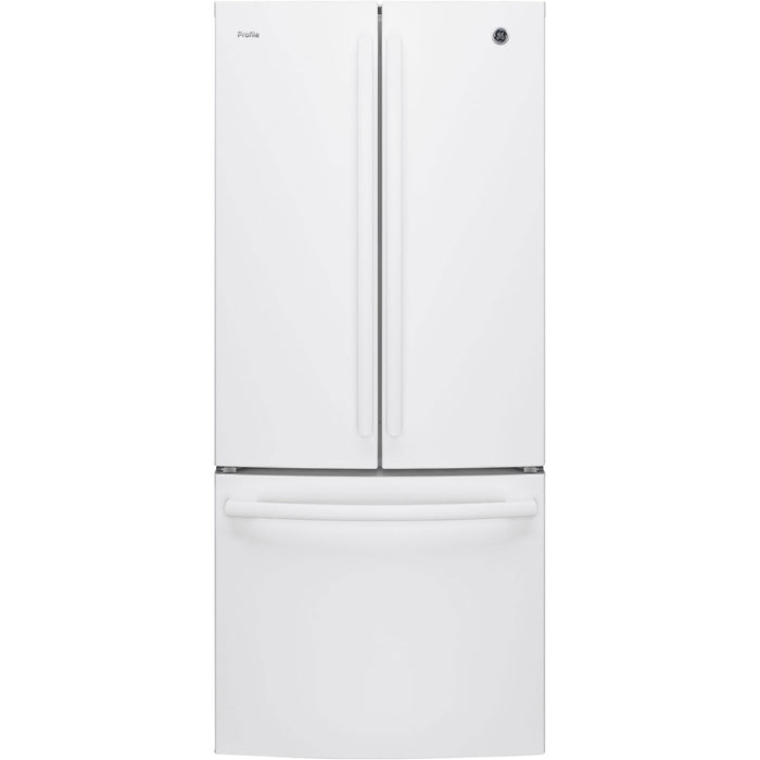 "GE PROFILE 30"" 20.8 Cu.Ft. French Door Refrigerator w/ Water Dispenser - Refrigerator - GE Profile - Topchoice Electronics"