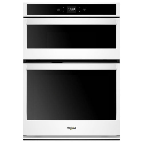 Whirlpool 27 Inch Combination Electric Wall Oven
