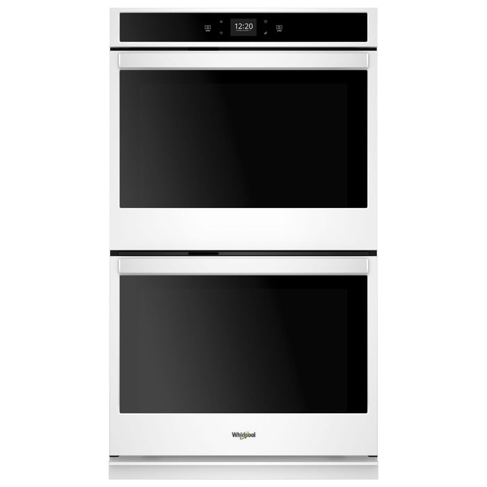 "Whirlpool 30"" 5.0 Cu. Ft. Self-Clean Electric Double Wall Oven"