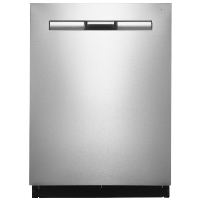 "Maytag MDB7959SHZ 24"" 47dB Built-In Dishwasher with Stainless Steel Tub - Fingerprint Resistant Stainless Steel"